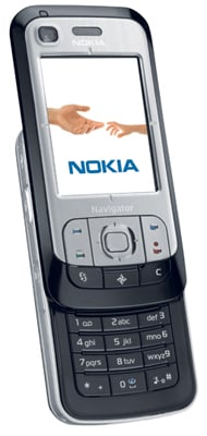 nokia 6110 navigator