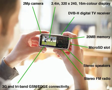 nokia n77 - key features