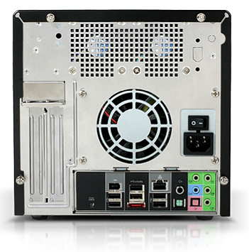 shuttle xpc p2-3700w sff workstation