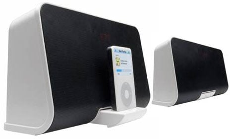 gear4 houseparty iii ipod speaker system