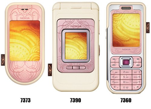 Nokia's L'Amour Collection