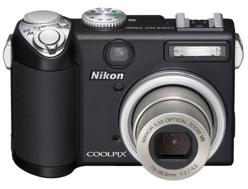 Nikon P5000 digital camera
