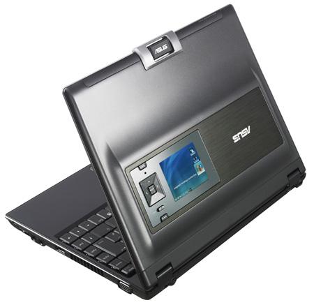 asus W5Fe Windows Vista laptop
