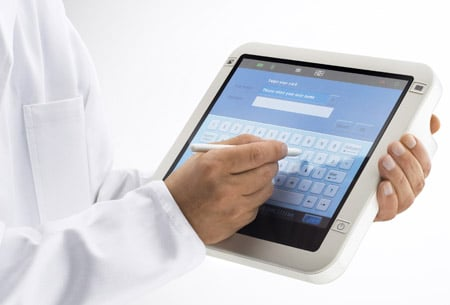 Philips and Intel Mobile Clinical Assistant