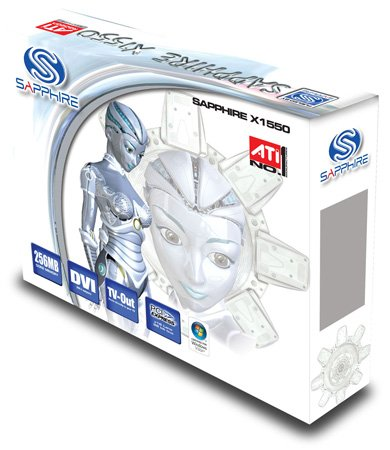 Sapphire Radeon X1550