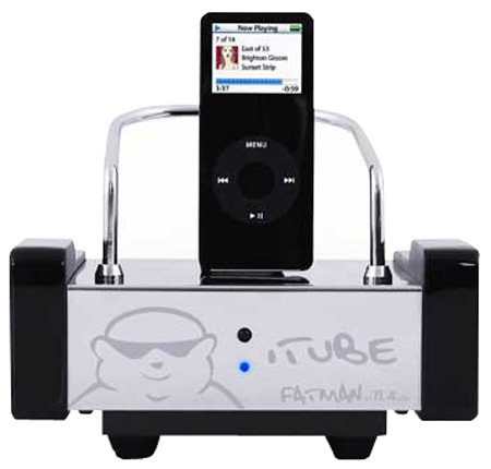 Fatman iTube iPod dock
