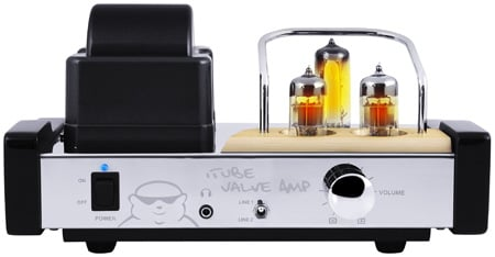 Fatman iTube amplifier 