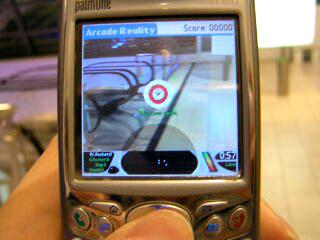 ToySpring Arcade Reality for Palm's Treo