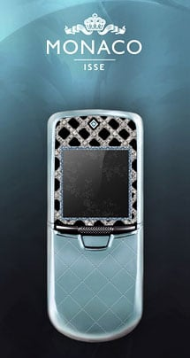Isse Nokia 8800 Monaco edition