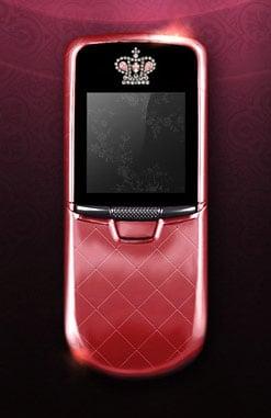 Isse Nokia 8800 Monaco edition