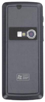 O2 XDA Graphite smart phone - back
