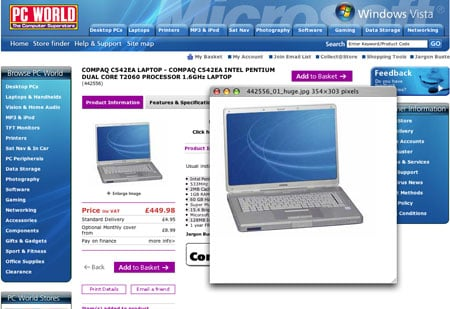PC World Mac OS X-on-PC shock