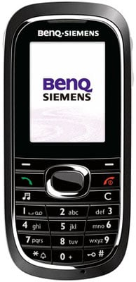 BenQ BenQ-Siemens E81 3G phone