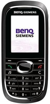 BenQ BenQ-Siemens E81 3G phone