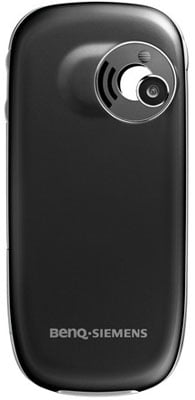 BenQ BenQ-Siemens E81 3G phone - back