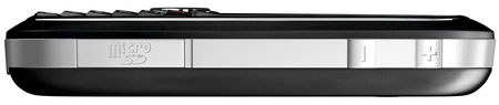BenQ BenQ-Siemens E81 3G phone - side