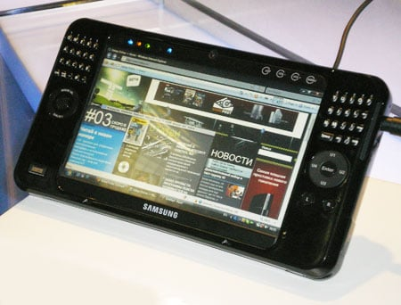Samsung Q1 Ultra UMPC