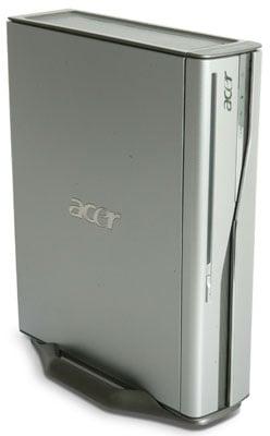 Acer Aspire L320 - side