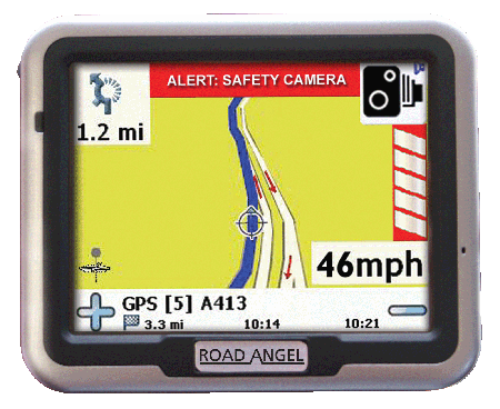 Road Angel Navigator 6000 GPS
