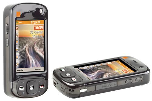 Orange SPV M700 smart phone