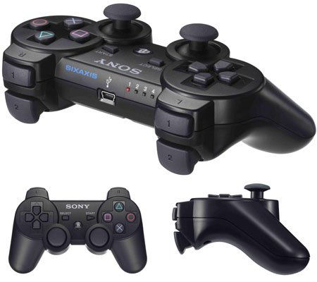 Sony PlayStation 3 - Sixaxis