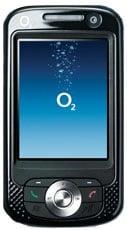 O2 XDA Atom Life PDA phone