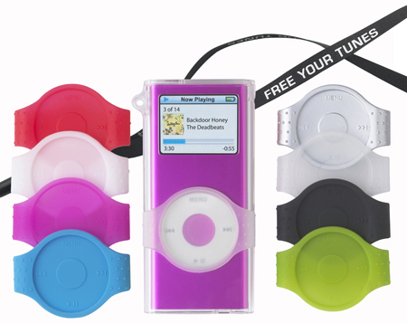 Gear4 IceBox Rap iPod Nano case