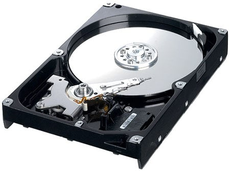 Samsung SpinPoint S166 3.5in HDD