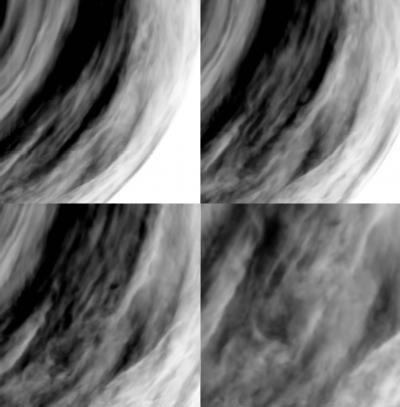 Clouds of Venus. Credit: ESA/VIRTIS/INAF-IASF/Obs. de Paris-LESIA