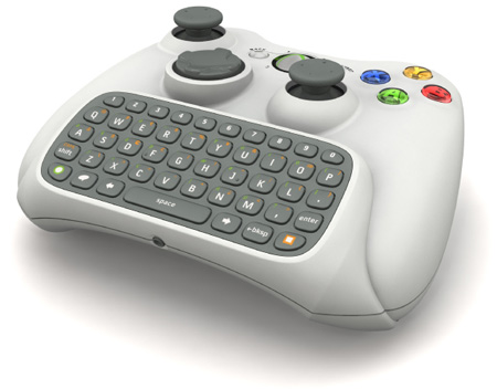 Xbox text input device