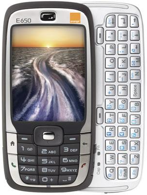 Orange SPV e650 smart phone