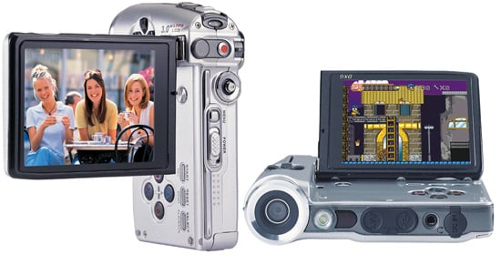 DXG-589V camcorder