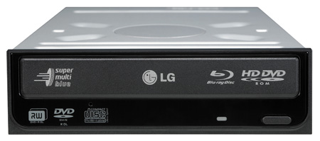Super Multi Blue (GGW-H10N) ptical storage drive