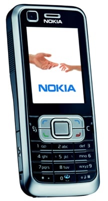 Nokia 6120 3.6Mbps HSDPA phone