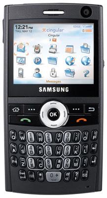 RIM BlackBerry Connect on Windows Mobile - artist's im