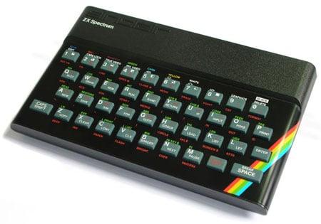 Sinclair... er... Amstrad ZX Spectrum
