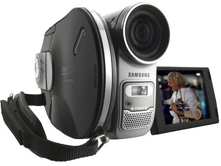 Samsung VP-DC563 camcorder