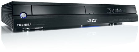 Toshiba HD-A20 HD DVD player