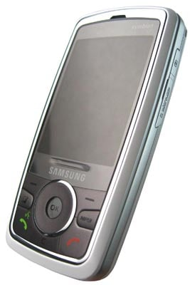 Samsung SGH-i400 S60-based slider phone
