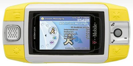 T-Mobile Sidekick iD