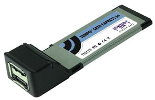 Sonnet Tempo ExpressCard 34 eSATA add-in