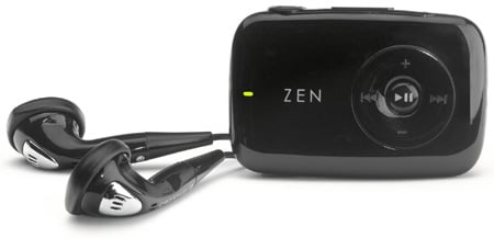 Creative Zen Stone MP3 player