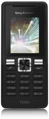 Sony Ericsson T250 budget phone