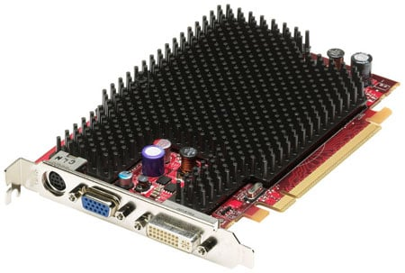 AMD ATI Radeon HD 2400 XT