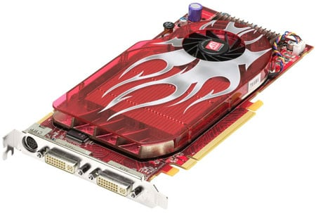AMD ATI Radeon HD 2600 XT