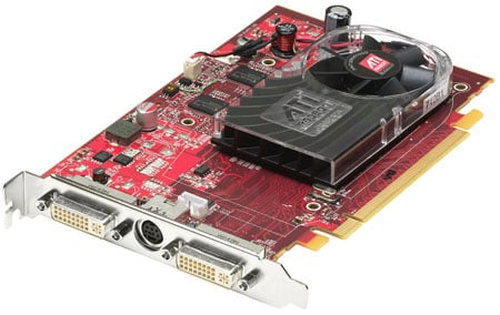 AMD ATI Radeon HD 2600 Pro