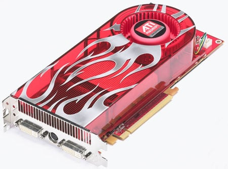 AMD ATI Radeon HD 2900 XT