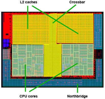 AMD's 'Griffin' notebook processor