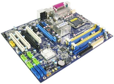 Foxcon Core3 P35A motherboard