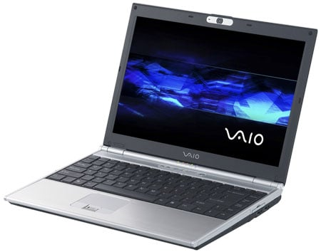 Sony Vaio SZ4 series notebook